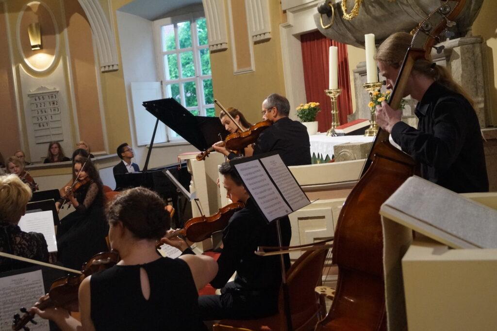 SoAk Abschluss I Orchester mit Jun-Ho Yeo